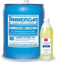 MSDS for Tannergas - Including Canada